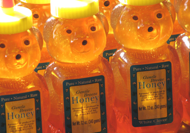 Honey Bears | Gentle Breeze Honey