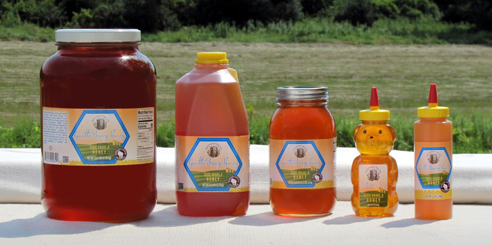 Gentle Breeze Honey Products