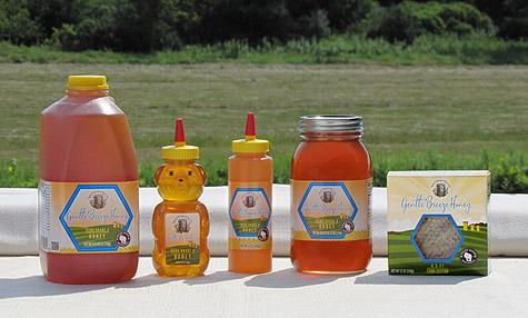 Pure Wisconsin Honey