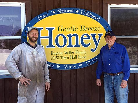 Pure Wisconsin Honey | Tim and Gene Woller