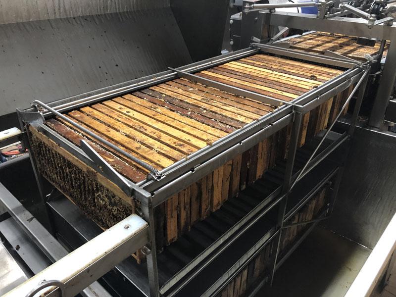 Centrifugal Extractor | Gentle Breeze Honey