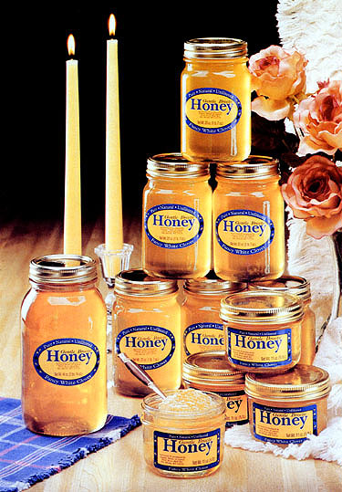 Wisconsin Honey | Gentle Breeze Honey